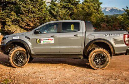 «ΕΛ-ΕΜ» και Ford Ranger Raptor