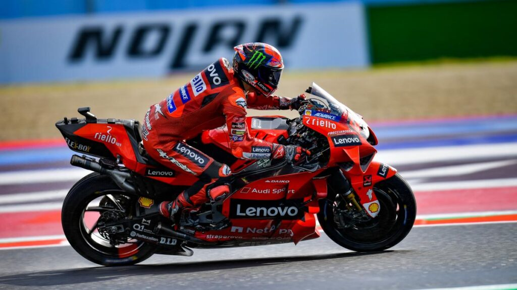 Francesco Bagnaia - MotoGP
