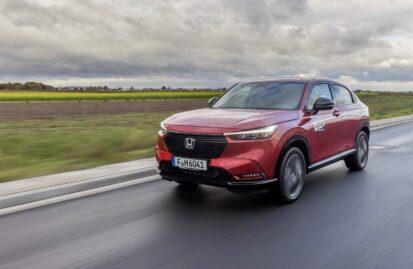 Honda HR-V e:HEV: Το οδηγούμε στη Γερμανία