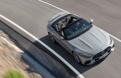 Νέα Mercedes-AMG SL: Τετρακίνητη, τετραθέσια και με τετραδιεύθυνση