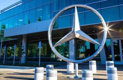 Βράβευση για τη Mercedes-Benz Ελλάς
