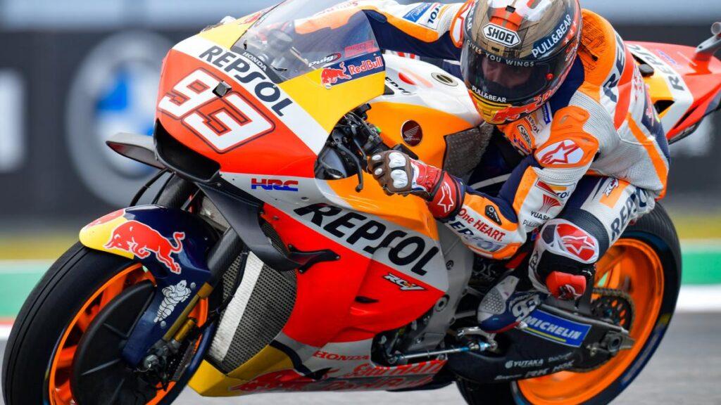 MotoGP - Marc Marquez