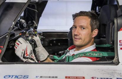 Sebastien Ogier: Έτοιμος να οδηγήσει το Toyota Hypercar