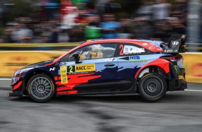 Oliver Solberg: Στο Ράλλυ Monza με Hyundai i20 Coupe WRC