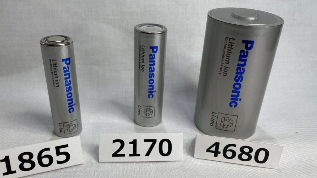 Panasonic-Tesla-4680-battery-cells