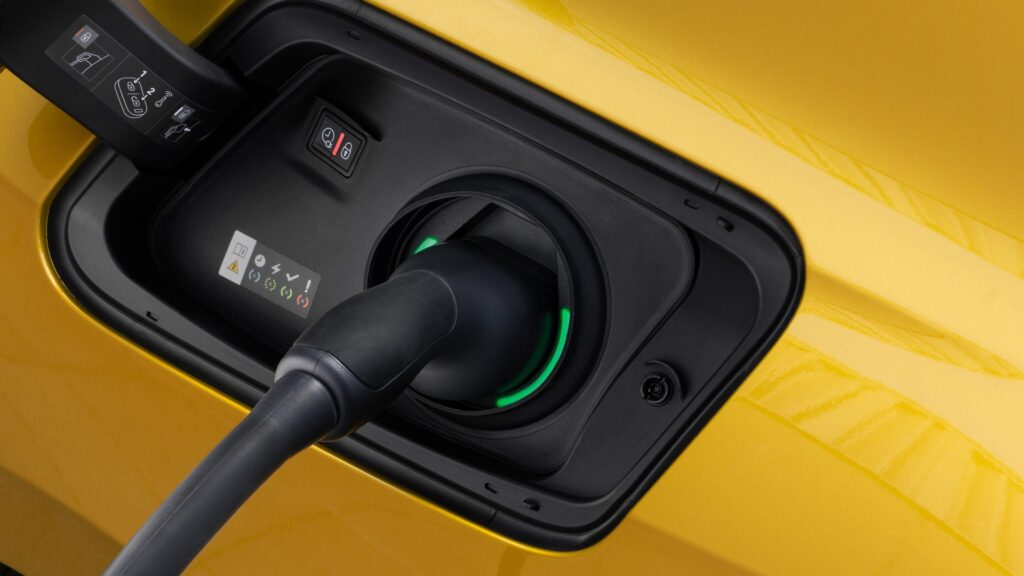 Europe Sales - Fuel mix