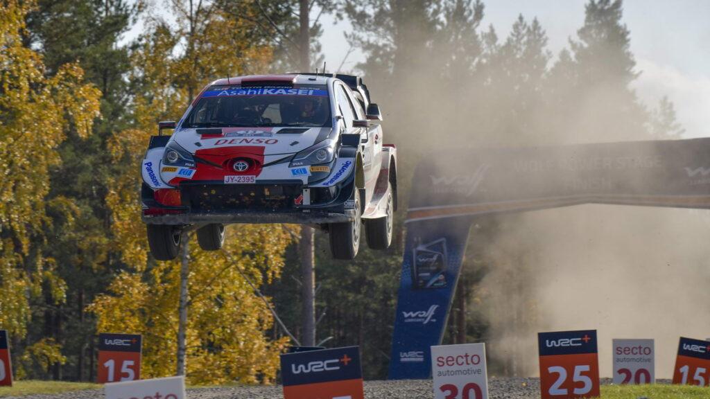 Rally Finland Debrief