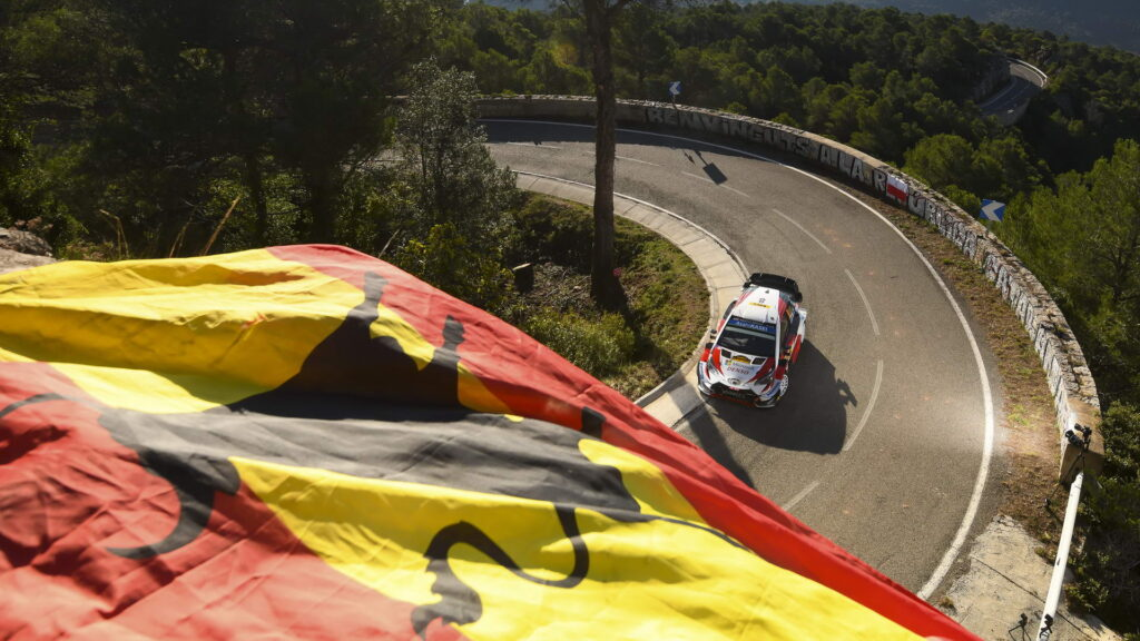Rally Spain Preview