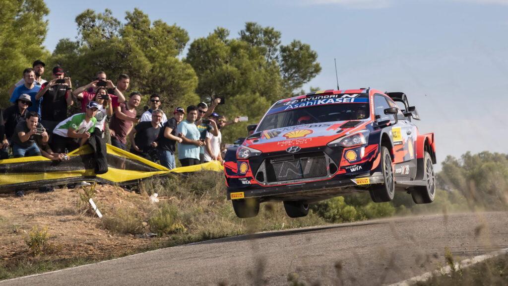 Rally Spain D1, Neuville-Wydaeghe