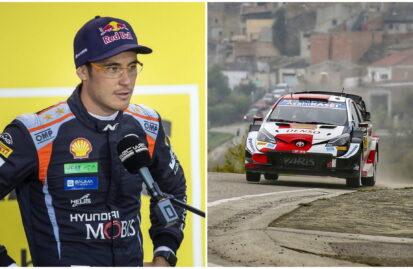 Ράλλυ Ισπανίας (2η ημέρα): Ελέγχει ο Neuville – κοντά στο Πρωτάθλημα Κατασκευαστών η Toyota (+video)