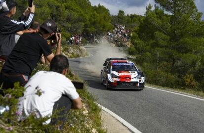 Κάμερες ελέγχου θεατών στο WRC από το 2022