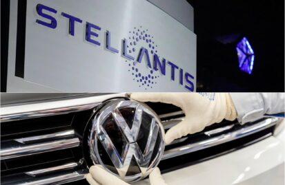 Πτώση πωλήσεων για Stellantis και VW Group με φόντο τις ελλείψεις ημιαγωγών