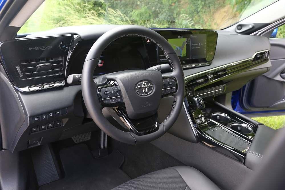 Toyota Mirai, υδρογονοκίνηση