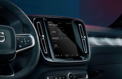 Nέα εφαρμογή Range Assistant από τη Volvo